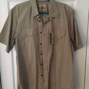 New *** Outdoor Life Safari Shirt